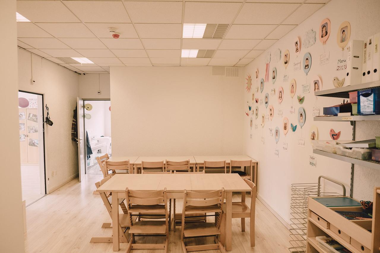 Ess- und Spielzimmer Gruppe Puntinello