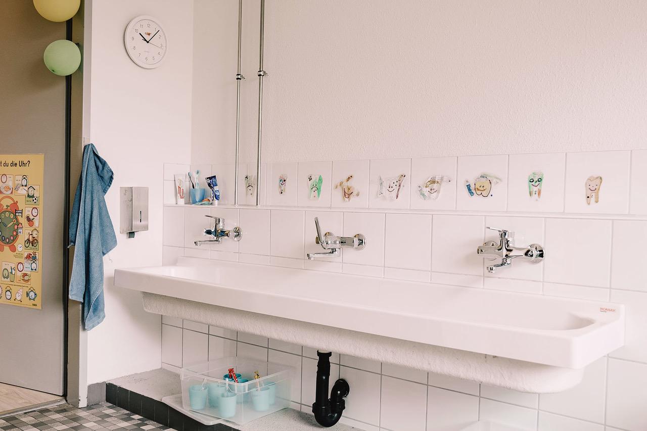Badezimmer Gruppe Puntinello